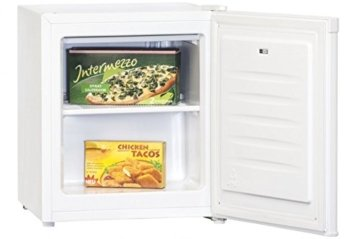 Aeg Kühlschrank Zu Kalt Auf Stufe 1 : Exquisit gb gefriergerät mini gefrierschrank im