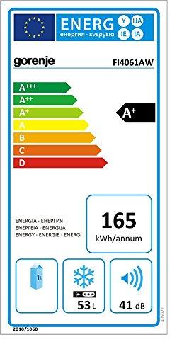 Gorenje FI4061AW Energie Gefrierschrank