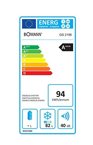 Bomann GS 2196 Gefrierschrank