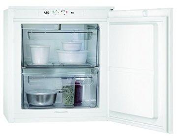 Aeg Kühlschrank Gefriert : Aeg abb66011as einbau gefrierschrank 47 liter
