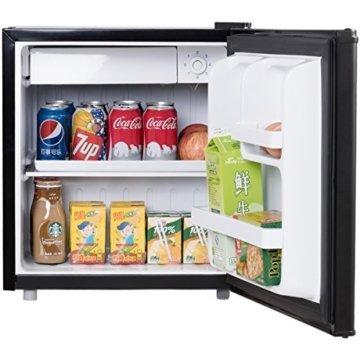 COSTWAY Mini Kühl-Gefrier-Kombination